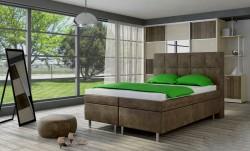 """łóże tapicerowane """"NELL"""""""